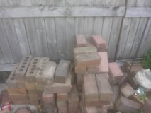 Bricks in Joliet, Illinois