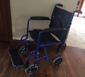 Adult Transport Chair - collapsible in St. Charles, Illinois