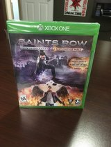 Saints Row IV Re-Elected and Gat Out of Hell Xbox One Brand New in Lockport, Illinois