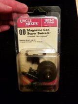 "Uncle Mike's magazine cap super swivels #1803-2 for 1"" slings in Clarksville, Tennessee"