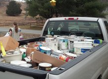 Used Paint & Cleaning Supplies in Quantico, Virginia