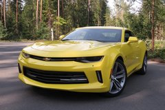 Chevrolet Camaro RS 2018 Coupe 3.6L V6 Automatic in Grafenwoehr, GE