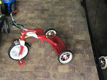 Retro Radio Flyer tricycle in Grafenwoehr, GE