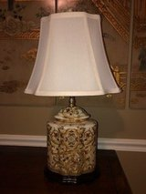 Porcelain Table Lamp in Glendale Heights, Illinois