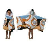 BB 8 Star Wars Hooded Towel in Houston, Texas