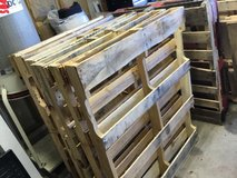 Pending pick on Monday - Wood Pallets in Joliet, Illinois