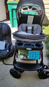 Graco Stand and Ride Double Stroller brand new in Chicago, Illinois
