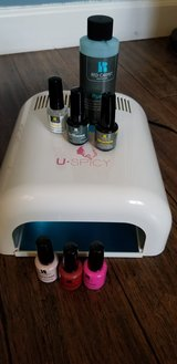 gel nail machine and supplies in Bartlett, Illinois