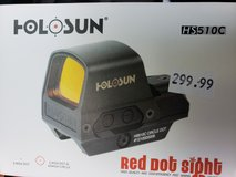 Holosun red dot sight in Quantico, Virginia