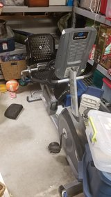 exercise bike-works fine-retail $350 in Camp Pendleton, California