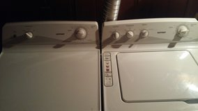 Washing Machine and Dryer in West Orange, New Jersey
