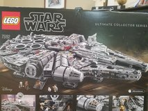 Huge! New, Unopened Lego Star Wars Millennium Falcon 75192  Over 7,000 pieces in Westmont, Illinois