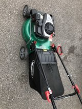 self propelled gas mower like new in Lakenheath, UK