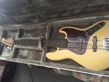Fender Jazz5-string bass and amp in Perry, Georgia