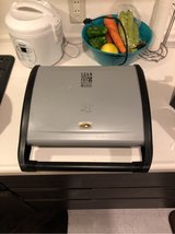 Lean Mean George Foreman Grill in Okinawa, Japan