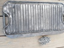 Cast Iron Griddle/Grill in Ramstein, Germany