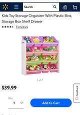 toy storage organizer in Hinesville, Georgia