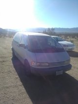 93 Toyota van for parts in Yucca Valley, California