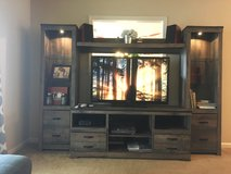 Entertainment Wall in Fort Rucker, Alabama