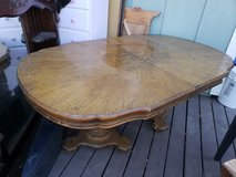 Free solid wood table in Camp Pendleton, California