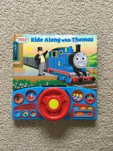 Thomas & Friends Play a Sound Book in Chicago, Illinois