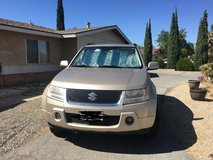 2007 Suzuki Grand Vitara X-sport, fully loaded in Yucca Valley, California