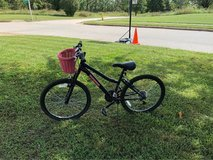 Mongoose Pink Bike w/basket in Fort Leonard Wood, Missouri