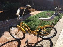 "Vintage 70's Schwinn Girls 20"" Stingray Bicycle in Fairfield, California"