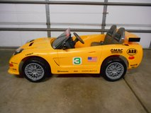 Corvette Racing Ride On C5R by Safety First Kids for Collectors in Chicago, Illinois