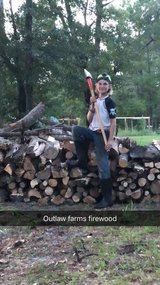 outlaw Farms Firewood in Wilmington, North Carolina