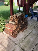 WOOD PILE in St. Charles, Illinois
