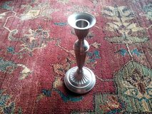 Pewter Candle Holder in Chicago, Illinois