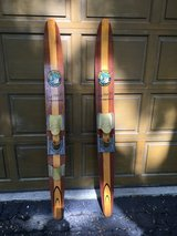 Vintage Cypress Garden Water Skiis in St. Charles, Illinois