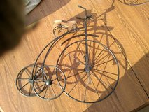 Antique Bicycle Wall Hanger in Byron, Georgia
