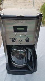 Cuisinart coffee maker in Yucca Valley, California