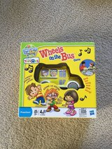 Wheels on the Bus Game in Yorkville, Illinois