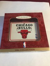 Hallmark - Chicago Bulls Ornament - NBA Collection  - Dated 1997 in Bolingbrook, Illinois