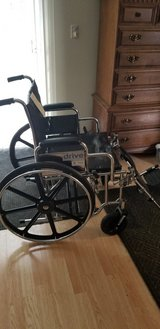 Wheel chair in Bolingbrook, Illinois