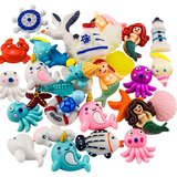 Slime Charms Ocean Set - ANPHNIE 30 pcs Sea Animals in Fort Campbell, Kentucky
