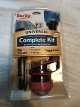 Toilet replacement kit unopened in Bolingbrook, Illinois