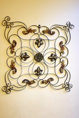 Metal Wall Art Decoration in Westmont, Illinois