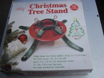 NEW CHRISTMAS TREE STAND in Yorkville, Illinois