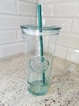 New Starbucks 20 oz. recycled glass venti tumbler in Bolingbrook, Illinois