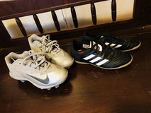 Boys Cleats Size 1 in Spring, Texas