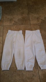 white youth extra small baseball pants in Kingwood, Texas