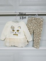 New - 18 mths 2 pc. Baby Outfit in Fort Bliss, Texas