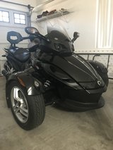 CAN-AM SPYDER RS SE5 in Lake Elsinore, California