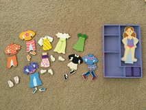 Melissa & Doug Magnetic Dress Up Doll in Chicago, Illinois