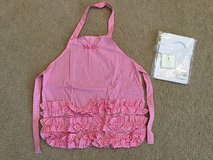 Pottery Barn Kids gingham apron in Chicago, Illinois