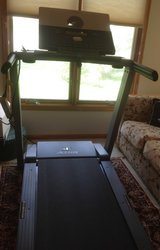 The Nordic Track Treadmill lightly used in Tinley Park, Illinois